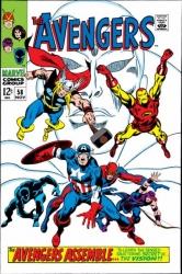 Avengers (Volume 1 1963)