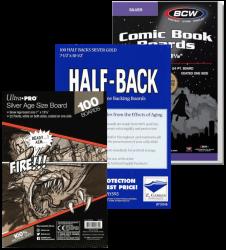 Comic Book Boards