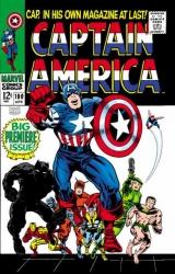 Captain America (Volume 1 1968)